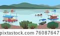 釣魚 湖 結構 76087647