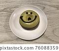 甜甜圈 微笑符號 笑臉 76088359