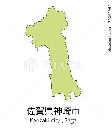 Kanzaki City, Saga Prefecture 76095966