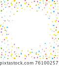 confetti, ticker tape, frame 76100257