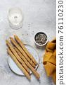 Italian bread sticks grissini 76110230