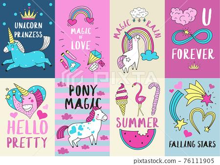 Cute Magic Cards 76111905