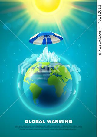 Global Warming Poster 76112013