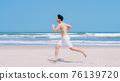 Man, sea, summer 76139720