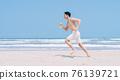 Man, sea, summer 76139721
