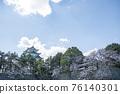 春天名古屋城堡 76140301