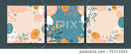 Cute abstract backgrounds. 76153893