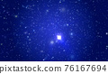 Image floating in beautiful colorful stars 76167694