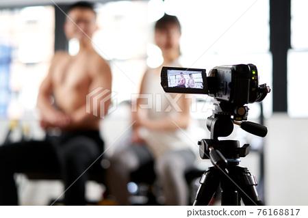 攝影 照相機 健身房 76168817