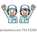 藍領工人 工人 作業員 76172280