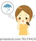 下雨 雨 多雨 76174429