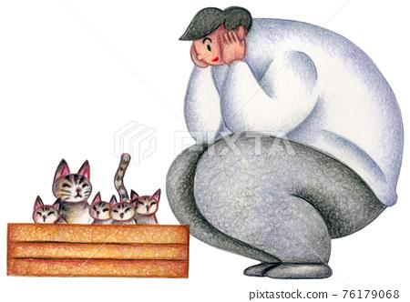 cat, pussy, pet 76179068