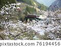 봄의 다카야마 본선 76194456