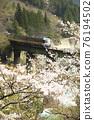 春天高山幹線 76194502