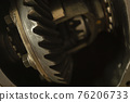 Differential gear detail 76206733