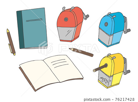 pencil, notebook, stationery 76217428