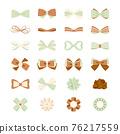 彩帶 緞帶 蝴蝶結 76217559