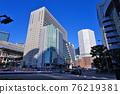 푸른 하늘 오사카 사우스 게이트 빌딩 한큐 백화점 76219381