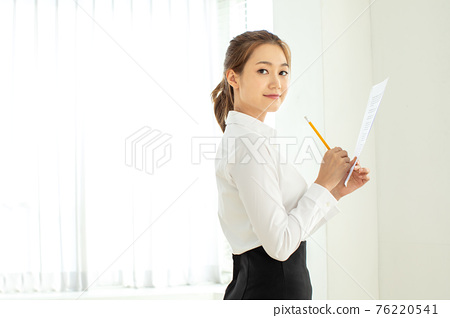 年輕女子,生活方式,商業 76220541