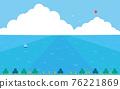 summer, blue water, marine 76221869