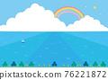 summer, blue water, marine 76221872