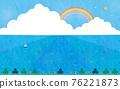summer, blue water, marine 76221873
