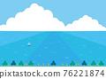summer, blue water, marine 76221874