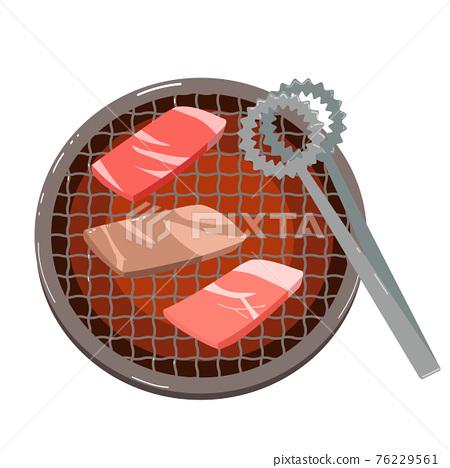 韓國燒烤 燒肉 日式燒肉 76229561