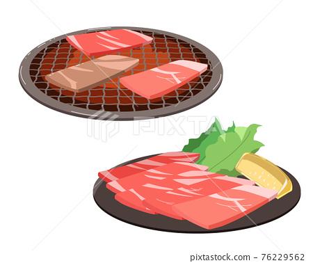 Yakiniku牛腩 76229562