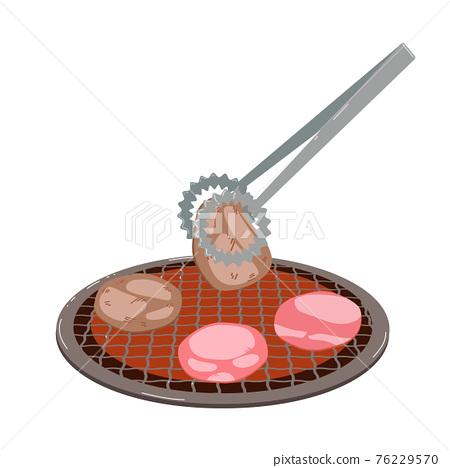 韓國燒烤 燒肉 日式燒肉 76229570
