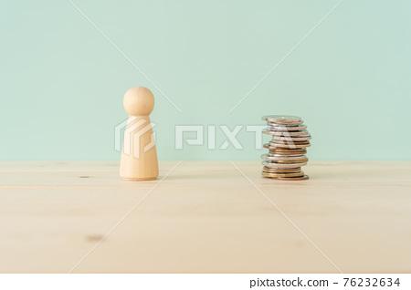 現金 錢 錢幣 76232634