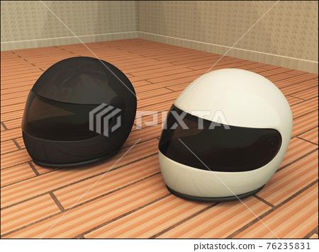Bike helmet 76235831