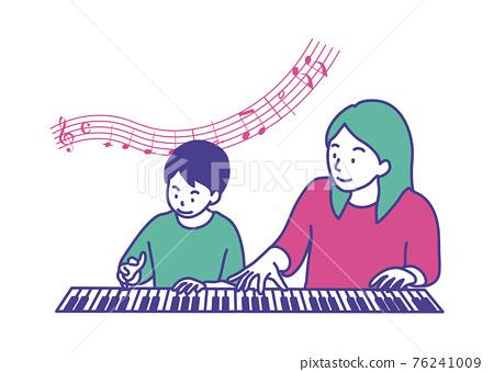 鋼琴 老師 教師 76241009