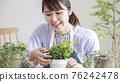 gardening, female, females 76242478