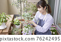 gardening, female, females 76242495