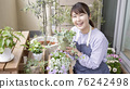 gardening, female, females 76242498