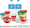 Stockpile emergency food 76244352