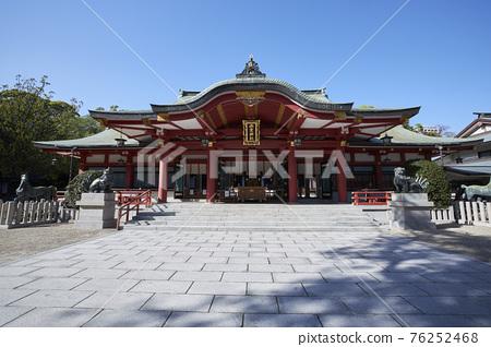神殿 西宮市 神社和廟宇 76252468