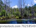 가미 코치 나가노 현 마츠모토시 호 타카 다케 산 명승지 산 강 고원 아즈사 일본 알프스 산악 중부 산악 국립 공원 연못 76258549