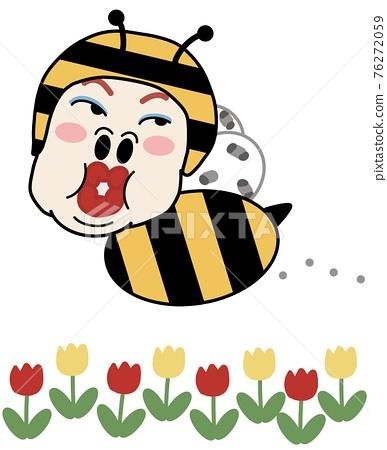 bee, honeybee, Honey Bee 76272059