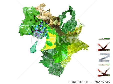地圖 日本地圖 近畿 76275785