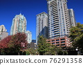 condo, condominium, high-rise apartment building 76291358
