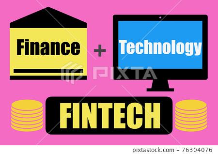 FinTech 76304076