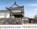 Shiraishi Castle Oto Ni no Onmon 76306328