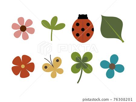 butterfly, butterflies, icon 76308201
