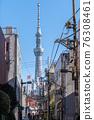 東京晴空塔 合羽橋 街景 76308461
