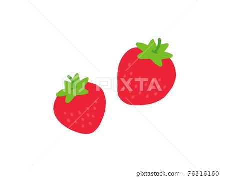 strawberries, strawberry, fruit 76316160