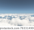 Over the clouds 76331499