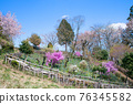 카오산 봄의 작은 부처님 성산 (こぼとけ 성산) 정상 꽃밭 76345582