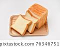 Plain bread 76346751